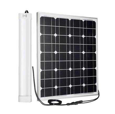Solar Carport Light