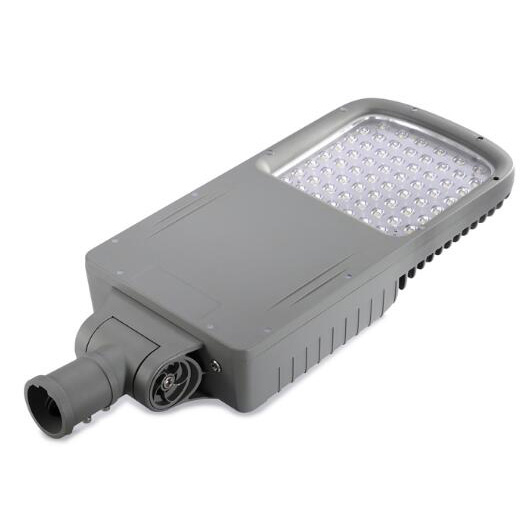 cylinder solar led street light