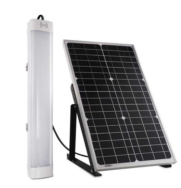 ALL In Two Solar Batten LED Light