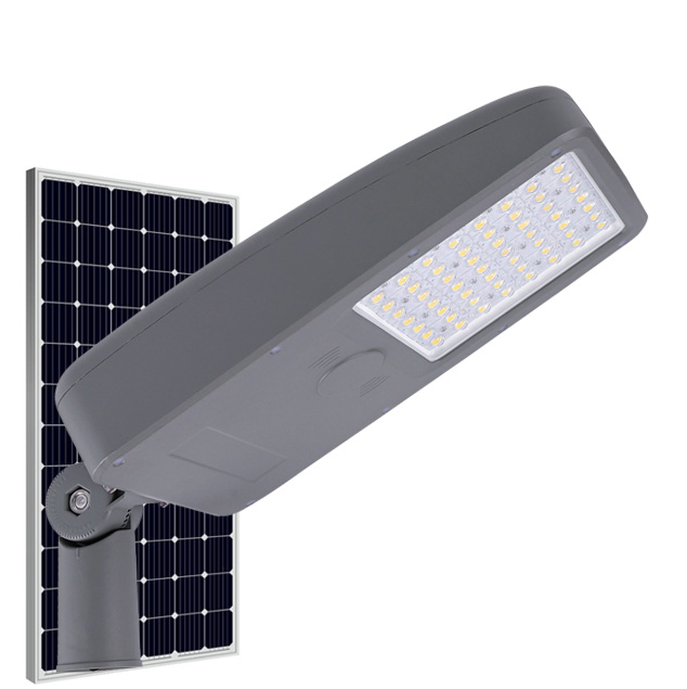 80w all in two solar led street light