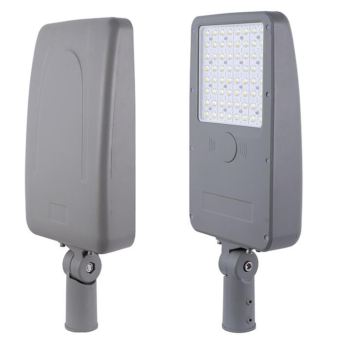solar light head for vertical solar street light