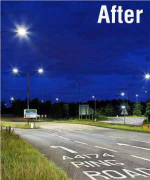 street light retrofit